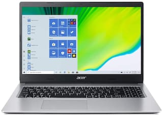 Acer Aspire 3 A315-23 (AMD Ryzen 3-3rd Gen/4 GB RAM/1 TB HDD/39.62 cm (15.6 inch)/HD/Windows 10 Home/Integrated Graphics) NX.HVUSI.00C (Pure Silver, 1.9 kg)