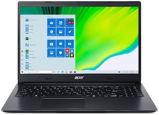 Acer Aspire 3 A315-57G Thin and Light Laptop (Intel Core i5-10th Gen/8 GB RAM/1 TB HDD/39.62 cm (15.6 inch)/FHD/Windows 10 Home/NVIDIA GeForce MX330 Graphics) NX.HZRSI.001 (Charcoal Black, 1.9 kg)