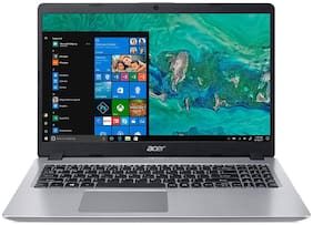 Acer Aspire 5 Slim A515-52G-51RM (Core i5-8th Gen/8GB RAM/1 TB HDD/39.62 cm (15.6 inch) FHD/Windows 10/2 GB Nvidia MX150 Graphics/Ms Office/backlit keyboard) NX.H5RSI.001 (Silver, 1.9 kg)