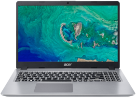 Acer Aspire 5 (Core i5-8th Gen / 8 GB DDR4 RAM / 1 TB HDD + 16 GB Optane Memory / 39.62 cm (15.6 inch) FHD Screen / Windows 10) A515-52 (NX.H5JSI.001) Thin & Light Laptop (Silver, 1.8 kg)