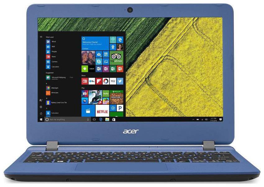 Acer ES1 132 C897  Celeron Dual Core/2 GB/500  GB/29.46 cm  11.6 inch/Windows 10 Home  NX.GG4SI.005  Denim Blue  1.25 kg
