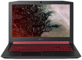 Acer Nitro 5 AN515-52 (Core i5-8th Gen/8 GB RAM/1 TB HDD/4 GB Graphics-GTX 1050 Ti/39.62 cm (15.6 inch) FHD/Windows 10) NH.Q3LSI.017 (Black 2.7 Kg)