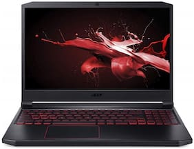 Acer Nitro 7 (Core i5-9th Gen/8 GB RAM/1 TB HDD + 256 GB SSD/Windows 10 Home/4GB NVIDIA GeForce GTX 1650) Gaming Laptop (Obsidian Black, 1.5 kg)