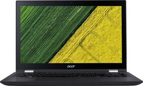 Acer Spin 3 SP315-51 (Core i3 6th Gen/4 GB/500 GB/15.6 inch/Windows 10 Home) (NX.GK9SI.009) Convertible Laptop (Shale Black, 2.15 kg)