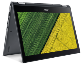 Acer Spin 5 (Core i5 - 8th Gen / 8 GB / 256 GB SSD / 13.3 FHD / Windows 10) Spin 5 SP513-52N (NX.GR7SI.004) Convertible Laptop (Steel Gray  1.5kg)