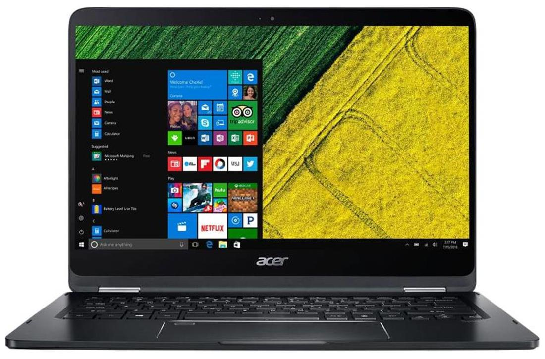 ACER SPIN 7 SP714-51 (NX.GKPSI.002) LAPTOP (CORE I7 7TH GEN/8 GB/256 GB SSD/WINDOWS 10)