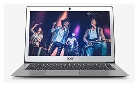 Acer Swift 3 (NX.GNXSI.003) (Intel Core i3 (7th gen)/4GB RAM/128GB SSD/14'' Full HD IPS LED/Dos) (Silver)