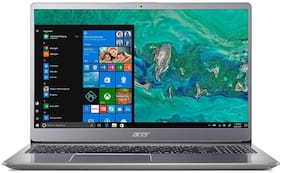 Acer Swift 3 (Core i5 (8th Gen)/8GB RAM + 16GB intel Optane/1 TB HDD/2GB Nvidia MX 150 GDDR5/39.62 cm (15.6 inch) FHD/Windows 10 Home) NX.H1NSI.001 (Silver, 2.1 kg)