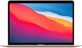 Apple MacBook Air M1 - (8 GB/512 GB SSD/Mac OS Big Sur) MGNE3HN/A  (13.3 inch, Gold, 1.29 kg)