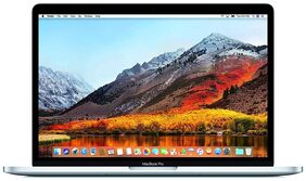 Apple MacBook Pro (Core i7-8850H/16GB/256GB SSD/15.4 Inch/Mac OS/Integrated Graphics)MR962HN/A (Silver,1.83Kg)