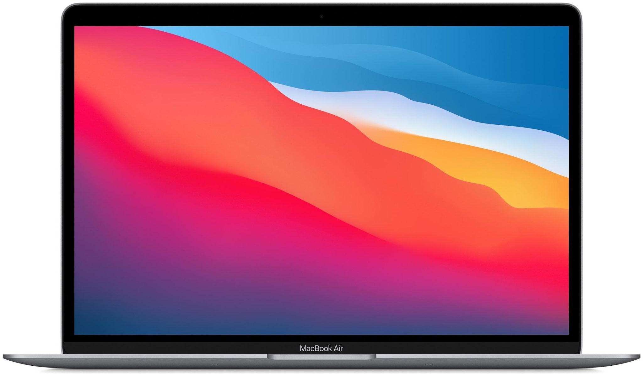 Apple MacBook Air M1    8  GB/512  GB SSD/Mac OS Big Sur  MGN73HN/A  13.3 inch, Space Grey, 1.29 kg  by Kida Retail