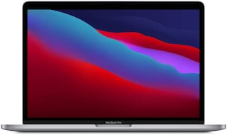 Apple MacBook Pro with Apple M1 Chip (13-inch, 8GB RAM, 512GB SSD) - Space Grey (Latest Model) MYD92HN/A