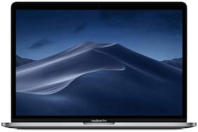 Apple MacBook Pro with Touch Bar: 1.4GHz quad-core 33.02 cm (13 inch), 8th-generation Intel Core i5 processor, 256GB, 8GB  (Space Grey , MUHP2HN/A)
