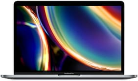Apple MacBook Pro with Touch Bar (Intel Core i5-8th Gen/8 GB/256 GB/33.02 cm (13 inch)/Mac OS) MXK32HN/A (Grey  1.29 kg)