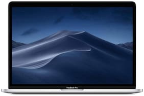 Apple MacBook Pro with Touch Bar: 1.4GHz quad-core 33.02 cm (13 inch), 8th-generation Intel Core i5 processor, 128GB, 8GB  ( Silver , MUHQ2HN/A)