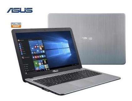 Asus A540LJ-DM667D (90NB0B13-M09590) (Core i3 (5th Gen)/4 GB/1 TB/39.62 cm (15.6)/DOS/2 GB Graphic Card) (SIlver Gradient With Hairline Texture)