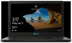 ASUS F570 (Ryzen 5 Quad Core/ 8 GB /1TB/ 15.6 FHD/ Windows 10/ 4GB GTX 1050) Gaming laptop F570ZD-DM226T (Black /1.9 kg)