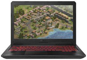 Asus TUF FX504 Core i7 - 8th Gen/ 8 GB/ 1 TB/ 39.62 cm (15 Inch) FHD/ Windows 10/ 4 GB Graphics) Gaming Laptop FX504GE-EN224T (Black Metal, 2.3 Kg)
