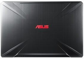 Asus TUF FX504 (Core i5 - 8th Gen/8 GB /1 TB + 128 GB SSD /39.62 cm (15 Inch) FHD/ Windows 10/ 6 GB Graphics) Gaming laptop FX504GM-E4112T (Black Metal, 2.3 Kg)