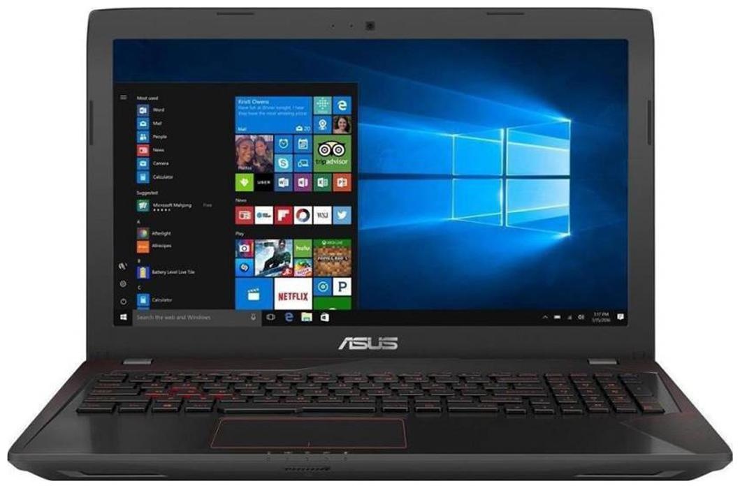 Asus FX553VD-DM483 (Intel Core i7 (7th Gen) /8 GB RAM /1 TB HDD / 39.62 cm (15.6) / Linux/ 2 GB Graphics) (Black) Laptop