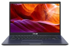 Asus P1410CJA-EK223 Laptop (Core i3-10th Gen 1005G1 / 4GB Ram / 1TB HDD / 14 inch FHD / Dos / Fingerprint / No ODD) Without Optical Drive (Star Black)