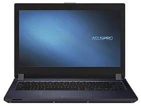 Asus P1440FA-FQ2348 Laptop (Intel Core i3 10th Gen 10110U @2.1GHz Processor / 4GB DDR4 Ram / 1TB HDD / 14 inch HD Screen / OS Endless / 1.7kgs/ Black / No ODD) Without Optical Drive