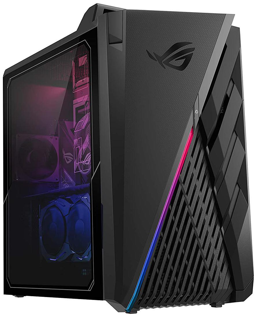ASUS ROG STRIX G35CZ IN008T Gaming Desktop  Intel Core i7 10700KF/16  GB RAM/1 TB HDD + 512  GB SSD/Windows 10/8 GB Graphics Nvidia GeForce GTX 2070  Key