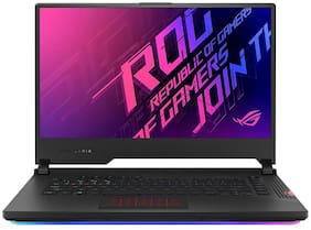 ASUS ROG Strix Scar 15 (2020) (Intel Core i7 / 10th Gen / 16 GB DDR4 1 TB SSD / 39.62 cm (15.6 inch)/ 8 GB NVIDIA GeForce RTX Windows 10) G532LWS-HF127T (Original Black, 2.35 kg)