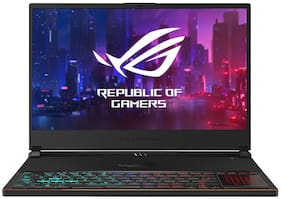 ASUS ROG Zephyrus S GX531 15.6 inch FHD 240Hz Gaming Laptop RTX 2070 Max-Q 8GB Graphics (Core i7-9750H 9th Gen/24GB RAM/1TB PCIe SSD/Windows 10/Black/2.10 kg), GX531GWR-AZ044T