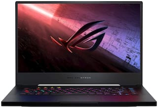 Asus  ROG Zephyrus S15 (Intel Core i7-10th Gen/16 GB RAM/1 TB SSD/39.62 cm (15.6 inch)/ Windows 10) GX502LXS-HF050T (Black , 3 kg)