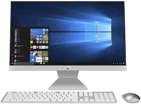 Asus Ryzen 3 Dual Core (4 GB DDR4/1 TB/Windows 10 Home/23.8 Inch Screen/M241DAK-WA150T) (White)