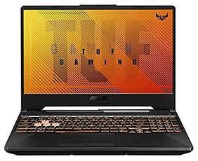 Asus TUF F15 (Intel Core i5 10th Gen/8 GB RAM | 1 TB SSD/39.62 cm (15.6 inch)/ Windows 10/4 GB Graphics) FX506LI-HN270T (Bonfire Black, 2.3 Kg)