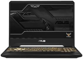 ASUS TUF FX505 ( AMD Ryzen 5-3550H/ 8GB/1 TB HDD + 256 GB SSD/ 39.62 cm (15.6 inch)/FHD/ Windows 10/ 3GB NVIDIA GeForce GTX 1050) Gaming Laptop FX505DD-AL199T (Gold Steel, 2.2 kg)