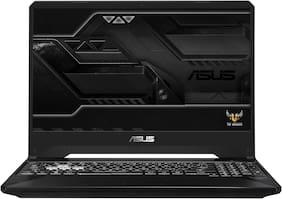 """ASUS TUF FX505 (Core i5- 8th Gen/8 GB/1TB+ 256GB SSD/ """"15.6"""" FHD/ Windows 10/ 4GB GTX1050 Ti) Gaming Laptop FX505GE-BQ025T (Gun Metal/2.2kg)"""