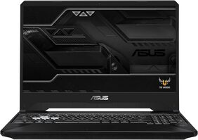 "ASUS TUF FX505 ( Core i7- 8th Gen/8 GB/1TB+ 256GB SSD / 15.6"" FHD/ Windows 10/ 4GB GTX1050 Ti) Gaming Laptop FX505GE- BQ030T (Gun Metal/2.2kg)"