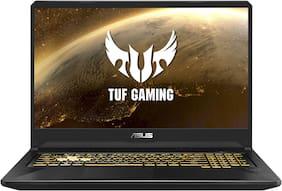 ASUS TUF FX705 ( AMD Ryzen 7-3750H/ 8GB/1 TB HDD + 256 GB SSD/ 43.94 cm (17.3 inch)/FHD/Windows 10/ 4GB NVIDIA GeForce GTX 1650) Gaming Laptop FX705DT-AU020T (Gold Steel, 2.7 kg)