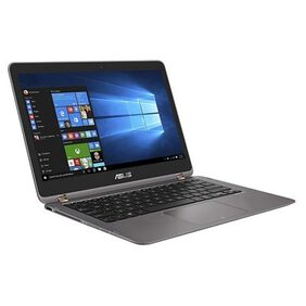 "Asus UX360UAK-DQ210T Core i7 (7th Gen)/512 GB/8 GB/13.3"" (33.78 cm)/Windows 10) (Grey)"