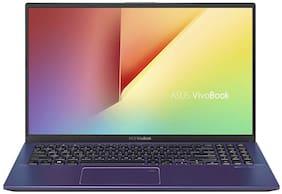 Asus VivoBook (Intel Core i3-10110U 10th Gen / 39.62 cm (15.6 inch) / FHD / 4GB RAM/512GB  SSD/Windows 10/Integrated Graphics15) X512FA-EJ373T  (Peacock Blue,1.65 Kg)