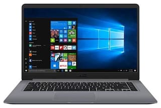 "Asus Vivobook X510UN-EJ329T(15.6""FHD anti Glare/i7-8550U (8th Gen.)/8 GB DDR4/1 TB/Nvidia MX150 2GB DDR5/FingerPrint/backlit KB/WIN10/802.11ac(2*2)/BT 4.2/GREY/1Y)"