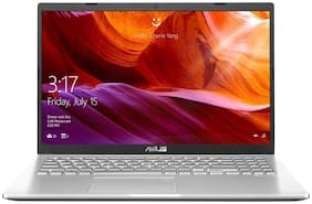 ASUS VivoBook 15 X509 (Core i3-7th Gen/4 GB/1TB HDD / 39.62 cm (15.6 inch)/FHD/ Windows 10 Home/ FP/ Thin and Light) X509UA-EJ341T (Transparent Silver, 1.9kg)