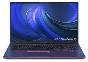 Asus VivoBook 15 (Intel Core i3-10th Gen 8 GB RAM 1 TB HDD + 256 GB SSD/39.62 cm (15.6 inch)/Windows 10) X512FL-EJ513TS (Peacock Blue, 2.04 kg)