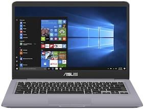 ASUS VivoBook X411QA (AMD Quad Core A12-9720P/(4 GB RAM/1 TB HDD/Windows 10 Home/Integrated Graphics/35.56 cm (14 inch)/FHD/Thin and Light Laptop) X411QA-EK001T (Grey, 1.5 kg)