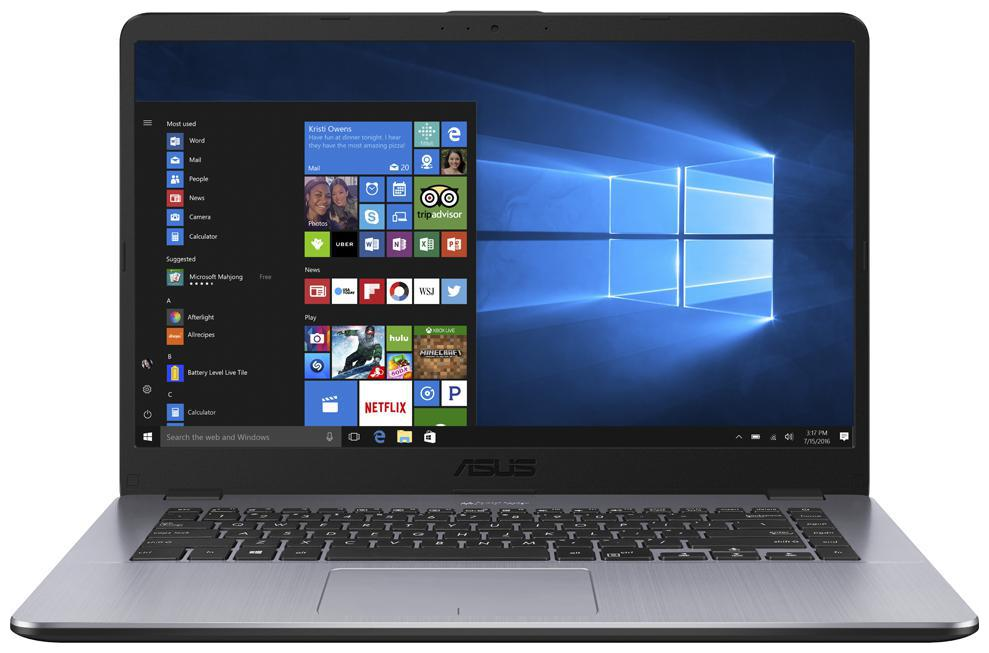 ASUS Vivobook X505 (Ryzen 5 Quad Core/ 4 GB/ 1TB/ 39.62 cm (15.6 Inch) FHD/ Windows 10 ) X505ZA- EJ505T, Thin & Light (Dark Grey /1.6 kg)