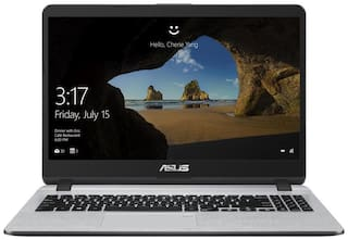 "Asus Vivobook X507 (Celeron/4 GB/1 TB/15.6"" FHD/Windows 10) MA-BR072T Thin & Light Laptop (Grey, 1.68 Kg)"