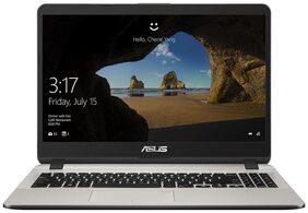 "Asus Vivobook X507 (Core i5-8th Gen /4 GB/1 TB/15.6"" FHD /Windows 10) UA-EJ483T Thin & Light Laptop (Gold, 1.68 Kg)"