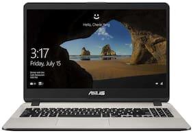 "Asus Vivobook X507 (Core i3-6th Gen /4 GB/1 TB/15.6"" FHD /Windows 10/ 2GB Graphics) UB-EJ213T Thin & Light Laptop (Gold, 1.68 Kg)"