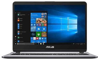 "Asus Vivobook X507 (Core i3-7th Gen /8 GB/1 TB/15.6"" FHD /Windows 10) UA-EJ366T Thin & Light Laptop (Grey, 1.68 Kg)"