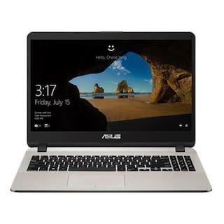 "Asus Vivobook X507 (Core i3-7th Gen /4 GB/1 TB/15.6"" FHD /Windows 10) UA-EJ313 T Thin & Light Laptop (Gold, 1.68 Kg)"