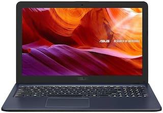 Asus Vivobook X543UA-DM342T Laptop (Core i3-7th Gen 7020U @2.3GHz / 4 GB Ram/ 1 TB HDD/ 15.6 inch FHD/ Windows 10 Home/  Star Grey/ 1.9Kg/ No ODD) Without Optical Drive