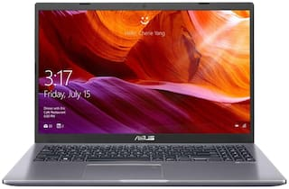 Asus Vivobook X515JA-EJ301T Laptop (Intel Core i3-10th Gen 1005G1/4 GB RAM/1 TB HDD/39.62 cm (15.6 inch)/FHD/Windows 10 Home + McAfee/FingerPrint/ No ODD/Without Optical Drive) (Slate Grey, 1.9 kg)